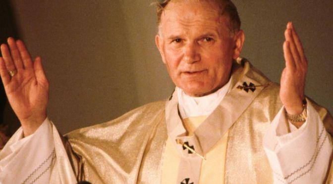 Liturgie des heures pour la mémoire de saint Jean Paul II