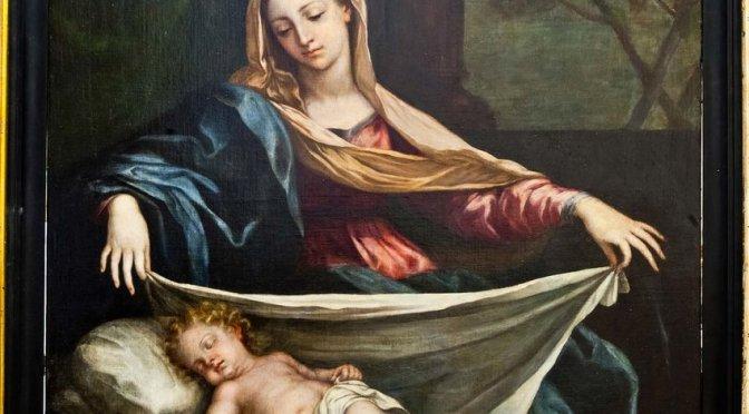 Marie, Mère de Dieu et de l'Église