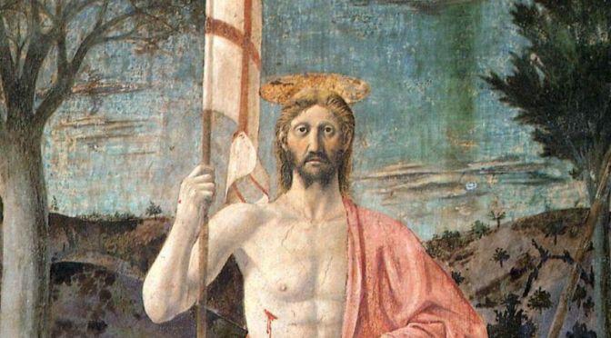 L'office de consolateur du Christ ressuscité