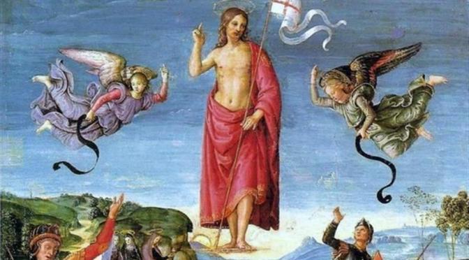 DIMANCHE DE LA RÉSURRECTION