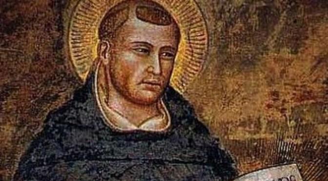 Conséils pour l'étude, d'après saint Thomas d'Aquin