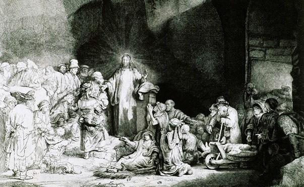 Pourquoi le Christ n'a-t-il pas effacé le mal du monde?