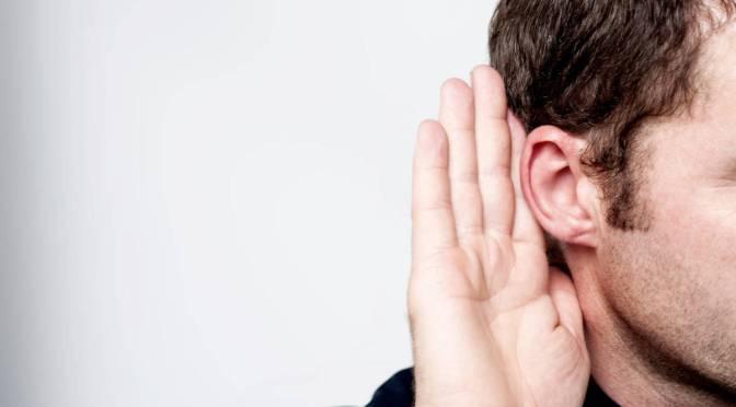 ouvrir nos oreilles à la voix de Dieu