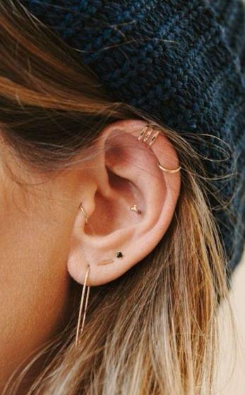 helix piercing inspiration