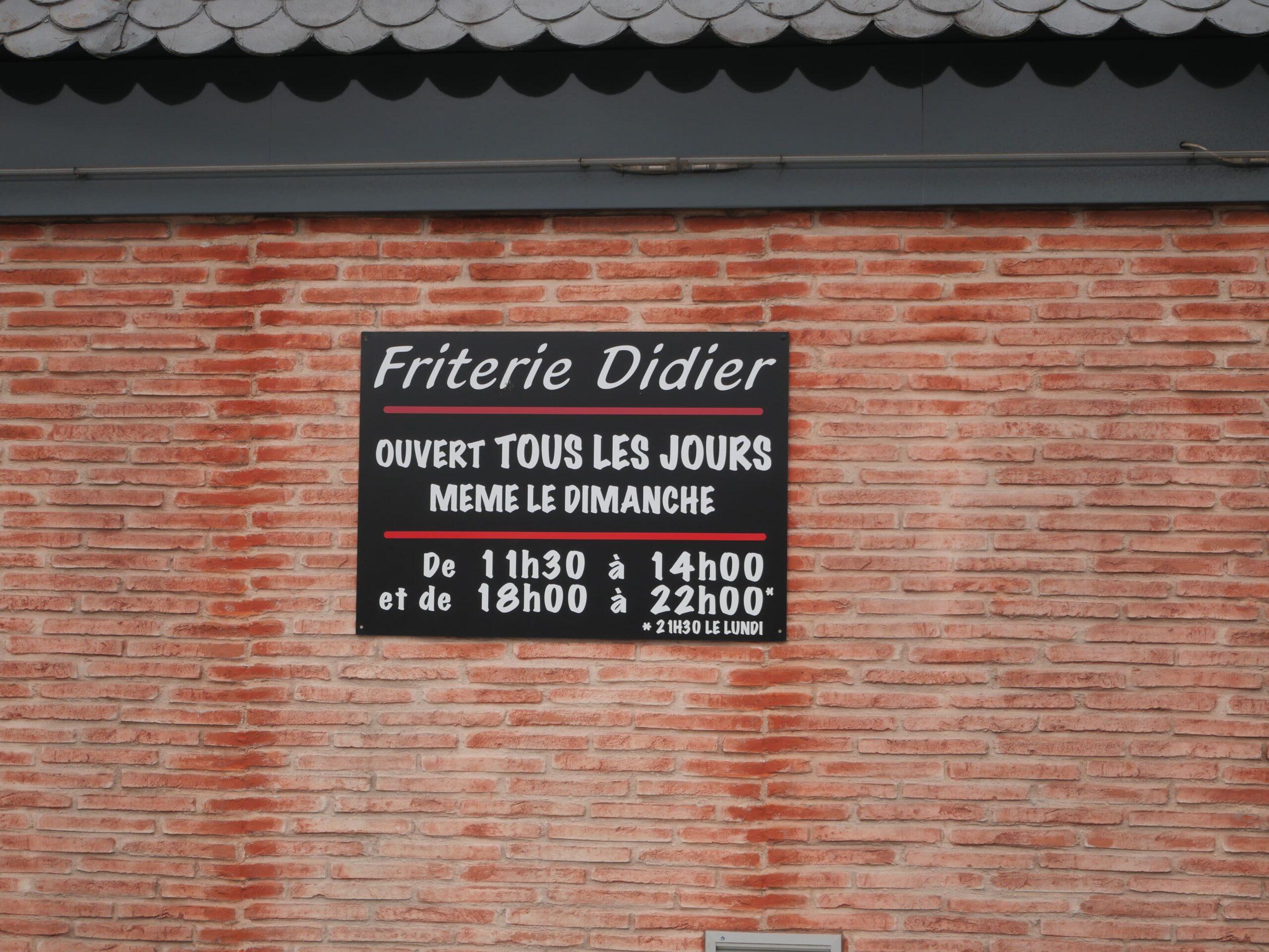 Friterie Didier