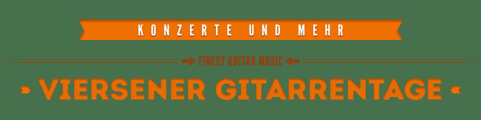 Viersener Gitarrentage