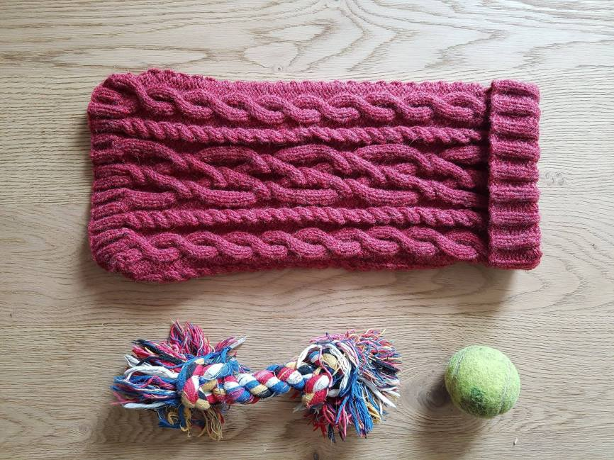 pull-tricot-torsade-chien-dog-knit-drops-bergere-de-france-fileco-vieille-morue-2