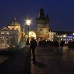 El Puente de Carlos en Praga