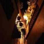 El callejón del beso en Guanajuato, Mexico