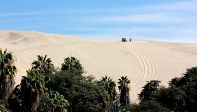 Buggys en el Desierto de Ica, Perú