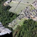 Macchu Picchu desde arriba