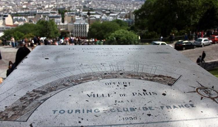 París desde el Sacré Coeur