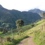 Paisajes verdes de Colombia