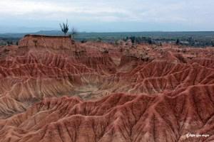 Desierto de la Tatacoa, Colombia, en la zona de Cusco