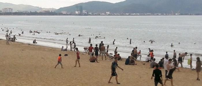 Playa de Quy Nhon