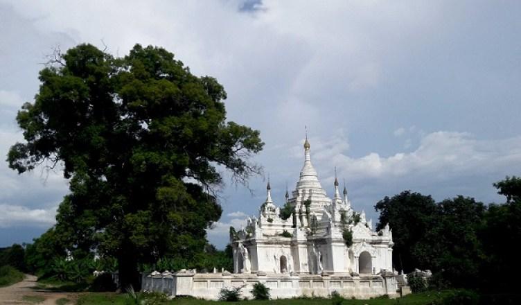 Templos de Mandalay