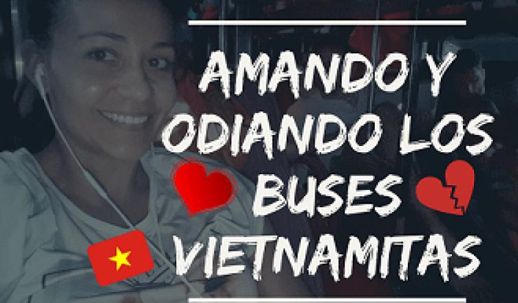 Buses en Vietnam