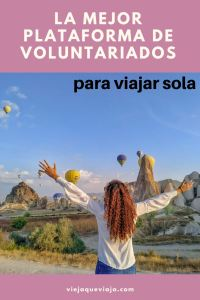 Worldpackers o Workaway voluntariados