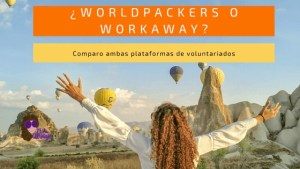 Worldpackers o workaway como voluntariado