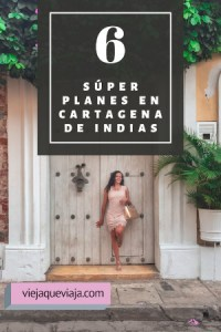 Planes para hacer en Cartagena de Indias