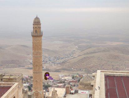 Seguridad en Mardin, Este de Turquía