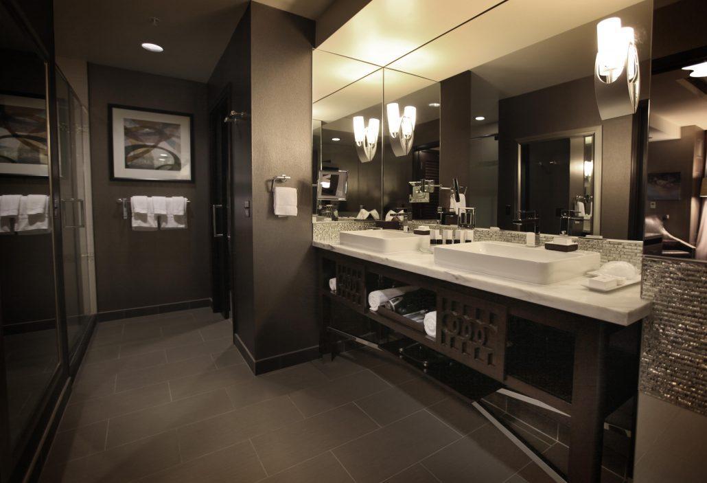 Bathroom Walk Closet