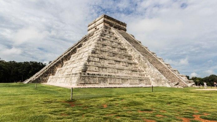 Chichen Itza Mexiko Yucatan