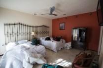 Unser Zimmer in Merida im Hotel Koox Art57