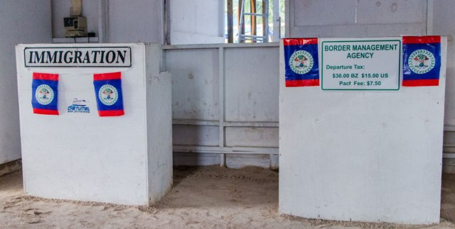 Immigration San Pedro Belize