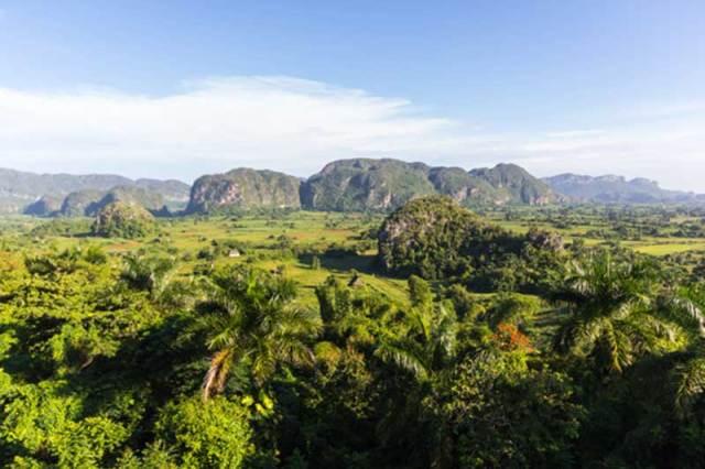 Valle de Vinales in Kuba