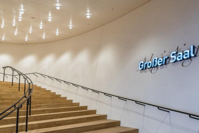 Hamburg Elbphilharmonie Großer Saal