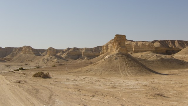 Wadi Sodom Jeep Tour Israel