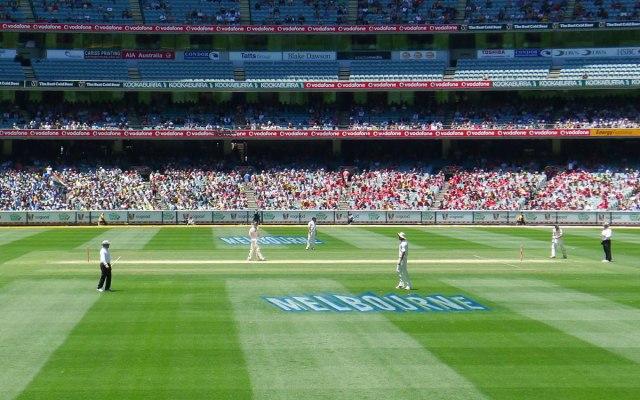 Melbourne Sehenswürdigkeiten: Cricket Stadion Melbourne