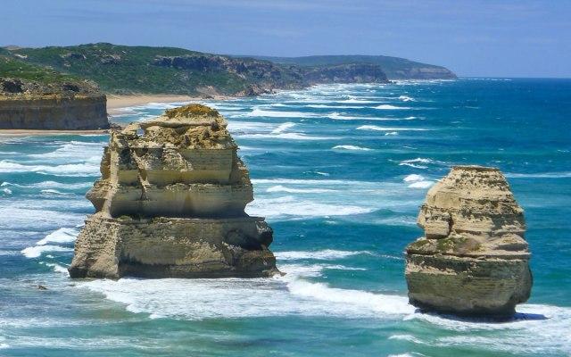 Melboure Sehenswürdigkeiten Great Ocean Road