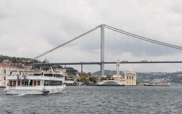 Istanbul Bosporus Bootstour