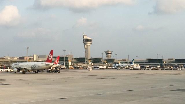 Istanbul Flughafen Atatürk