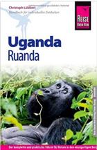 Uganda Ruanda Reiseführer Empfehlung
