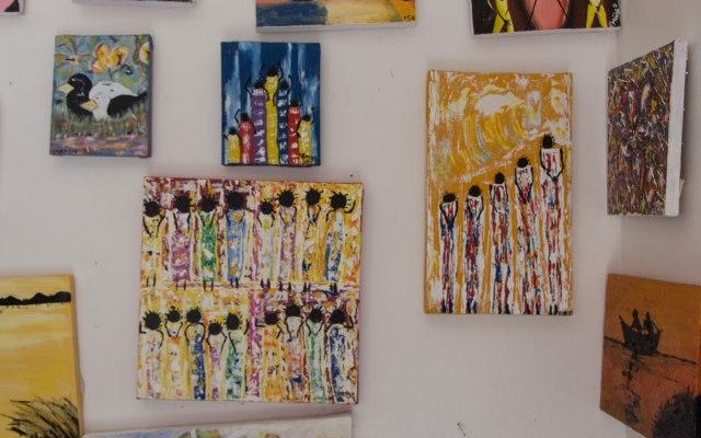 Inema Art Center - Contemporary african Art