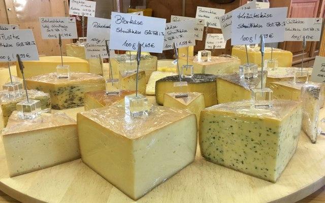 Käseschule Oberstaufen Käse selber machen