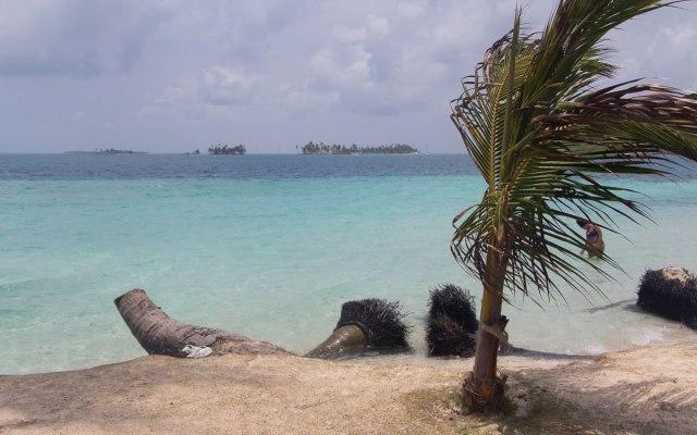 Panama Reisetipps: Isla Pelicano San Blas Inseln