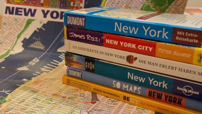 New York Reiseführer Empfehlung Test