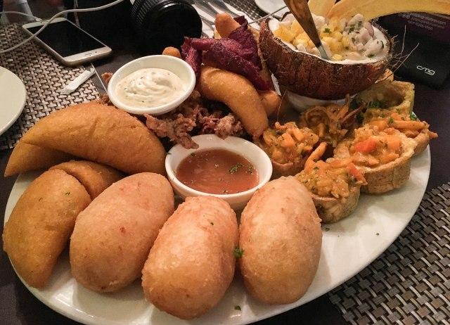 Panama Reisetipps Essen und Trinken Spezialitäten