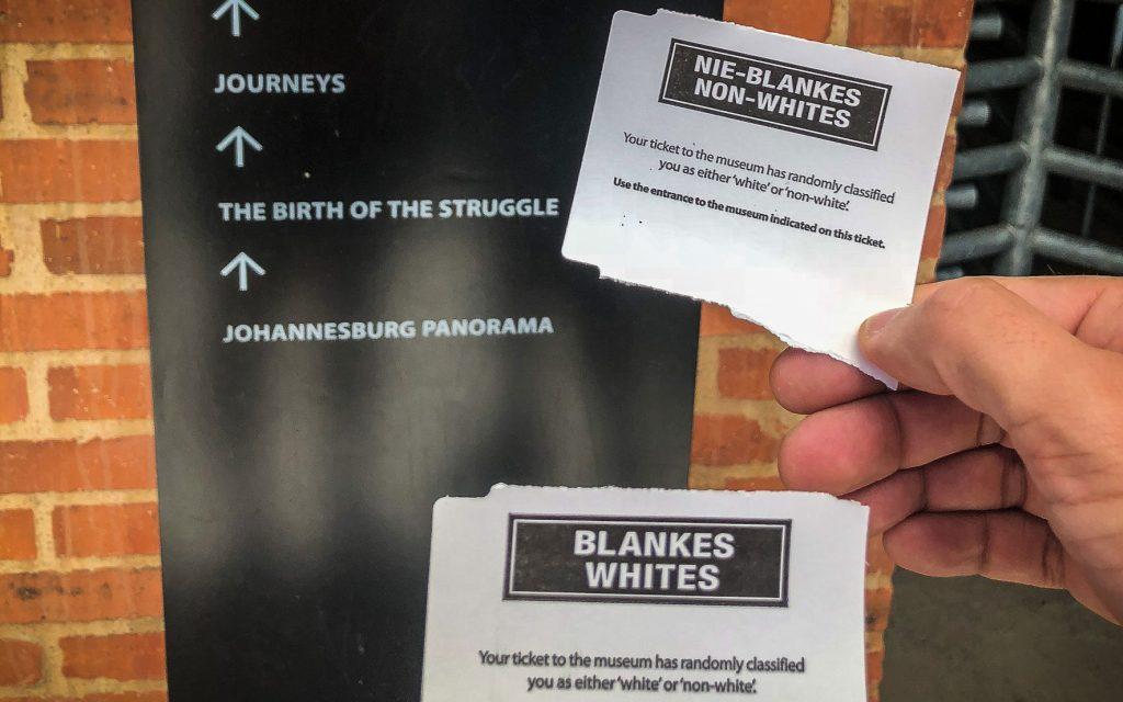 Apartheid Museum Tickets