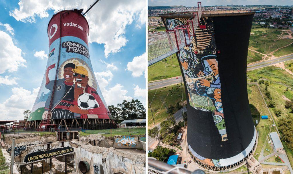 Orlando Towers nieuwe reclame