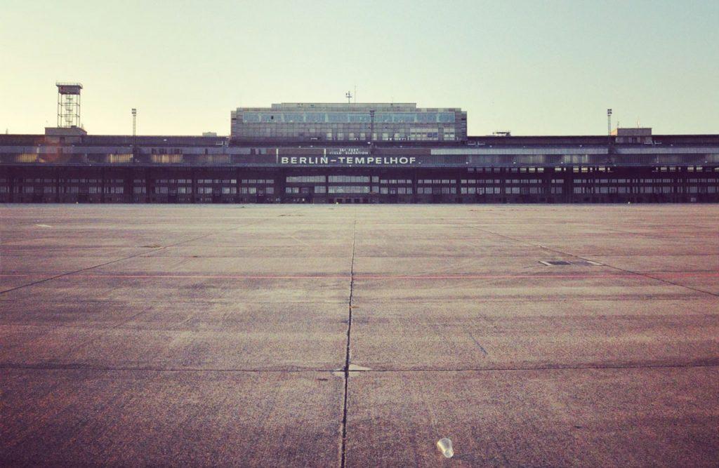 Tip van Berlin-Neukölln: Luchthaven Tempelhof