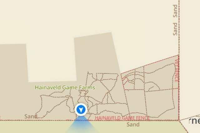 Botswana Reisetipps Tracks4Africa App