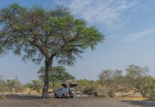 Botswana Reisetipps für Selbstfahrer 4x4 mit Dachzelt