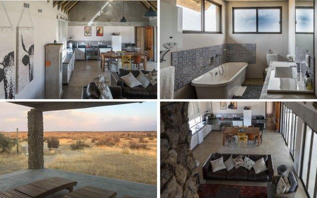 Namibia Unterkunft Naankuse