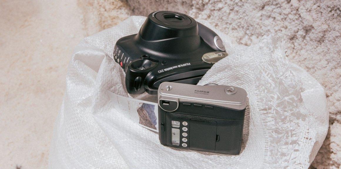 Fujifilm Instax Camera Geschenkideeën Reizigers