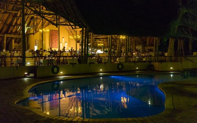 kasane-chobe-safari-lodge-pool-restaurant
